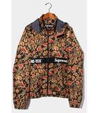 シュプリーム SUPREME 2018AW Supreme シュプリーム GORE-TEX Court Jacket ゴアテックス コートジャケット L Flower Print フラワープリント /●