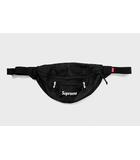 シュプリーム SUPREME 2019SS SUPREME シュプリーム Waist Bag ウエストバッグ Black 黒/●