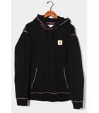 2020SS AWAKE × carhartt アウェイク カーハート NY Sweatshirt スウェットシャツ プルオーバーパーカー L BLACK ブラック /●