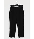 2019SS Christian Dior クリスチャンディオール TROUSERS アンクルカット トゥラウザース パンツ 34 BLACK 黒/●☆
