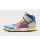 ナイキ NIKE 未使用品 NIKE SB × Thomas Campbell ナイキ ZOOM DUNK HIGH PREM