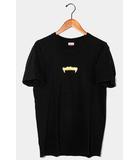 シュプリーム SUPREME 2019SS Supreme シュプリーム Fronts Tee 半袖Tシャツ S BLACK ブラック /●