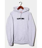 シュプリーム SUPREME 未使用品 2020SS Supreme シュプリーム Motion Logo hooded Sweatshirt モーションロゴ フーデッドスウェットシャツ プルオーバーパーカー M Ash Grey アッシュグレー /●