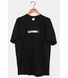 シュプリーム SUPREME 未使用品 2020SS SUPREME シュプリーム Motion Logo Tee モーション ロゴ Tシャツ L Black 黒/●