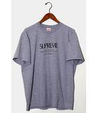 シュプリーム SUPREME 2020SS Supreme シュプリーム Anno Domini Tee アンノドミニ Tシャツ M Heather Grey ヘザーグレー /●