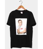 シュプリーム SUPREME 2016SS Supreme シュプリーム Morrissey Tee モリッシー Tシャツ M BLACK ブラック /●