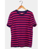 シュプリーム SUPREME Supreme シュプリーム Bar Stripe TEEボーダー Tシャツ S NAVY ネイビー /◆