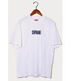シュプリーム SUPREME 未使用品 2021SS Supreme シュプリーム Splatter S/S Top 半袖Tシャツ S WHITE ホワイト /●