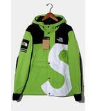シュプリーム SUPREME 未使用品 2020AW Supreme × THE NORTH FACE シュプリーム ノースフェイス S Logo Mountain Jacket M GN Lime グリーナリー ライム NP62002I /●