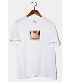 シュプリーム SUPREME 2018SS Supreme シュプリーム Necklace Tee ネックレス プリント 半袖Tシャツ S WHITE ホワイト /●