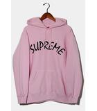 シュプリーム SUPREME 未使用品 2021SS Supreme シュプリーム FTP Arc Hooded Sweatshirt アーチロゴ フーデッドスウェットシャツ プルオーバーパーカー M Light Pink ライトピンク /●