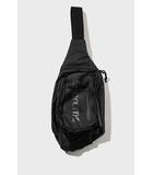 シュプリーム SUPREME 未使用品 2021SS SUPREME シュプリーム Sling Bag スリングバッグ ワンショルダー ボディバッグ Black 黒/●