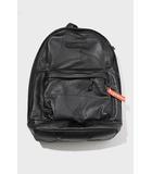 シュプリーム SUPREME 未使用品 2019AW SUPREME シュプリーム Patchwork Leather Backpack パッチワーク レザー バックパック リュック Black 黒/●