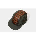 ROUGH AND RUGGED ラフアンドラゲッド THROUGH CAP SUPPLEX ジェットキャップ F OLIVE オリーブ /◆