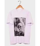 ラディアル RADIALL RADIALL ラディアル Same Moon T-Shirt クルーネック 半袖 Tシャツ カットソー M purple パープル RAD-18SS-TEE014/◆