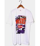 シュプリーム SUPREME 未使用品 2021SS Supreme シュプリーム Wheaties Tee プリント 半袖Tシャツ M WHITE 白 /●