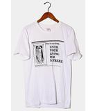 シュプリーム SUPREME 2015SS Supreme シュプリーム Living Tee リビング 半袖 Tシャツ M WHITE 白 /◆