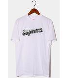 シュプリーム SUPREME 未使用品 2020SS Supreme シュプリーム Chrome Logo Tee プリント ロゴ 半袖Tシャツ S WHITE 白 /●