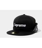 シュプリーム SUPREME 2020AW SUPREME シュプリーム WINDSTOPPER Earflap Box Logo New Era ニューエラ ボックスロゴ キャップ 7 1/2 59.6cm Black 黒/●