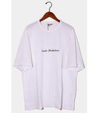 クーティー COOTIE 未使用品 2020AW COOTIE クーティー Print S/S Tee ワイド プリント 半袖Tシャツ XL WHITE 白 CTE-20A329 /●