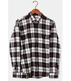 シュプリーム SUPREME Supreme シュプリーム Tartan Flannel Shirt タータンフランネルシャツ S BLACK 黒 /●