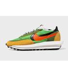 ナイキ NIKE 27cm Sacai x Nike サカイ ナイキ LDV Waffle LDワッフル US9 BV0073-300 Green Gusto/Safety Orange/●