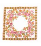 バーバリーズ Burberrys ハンカチ 花柄 ピンク IBS6