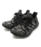 アディダス adidas アベイシングエイプ A BATHING APE ウルトラブースト ULTRA BOOST BAPE スニーカー カモフラ 迷彩 ブラック 黒 26cm G54784