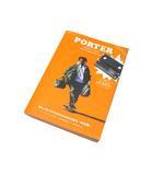 ポーター PORTER PERFECT BOOK TANKER 35th Anniversary POLICE OFFICER レザーIDホルダー ブラック 黒