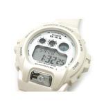 カシオジーショック CASIO G-SHOCK ラバーズコレクション GZX-690LV-7 腕時計 バタフライ デジタル クリスマス限定モデル ホワイトパール ボーイズ
