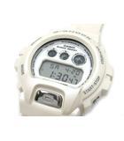 カシオジーショック CASIO G-SHOCK ラバーズコレクション DW-6900LV-7 腕時計 バタフライ デジタル クリスマス限定モデル ホワイトパール