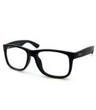 レイバン RAY BAN ジャスティン JUSTIN サングラス メガネ 眼鏡 RB4165-F 622/8G ブラック 黒 度入り ☆AA★