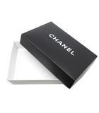 シャネル CHANEL 純正箱 空箱 保存箱 収納 ボックス BOX W33cm×H22cm×D7cm バッグ用