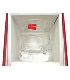 バカラ Baccarat バカラ ベルーガ ロックグラス タンブラー ドット クリスタルガラス