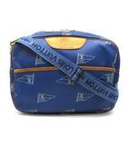 ルイヴィトン LOUIS VUITTON LVカップ サックカウズ ショルダーバッグ 青 サンディエゴブルー M80008