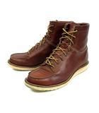 d9df1b88a729 ダブルアールエル RRL レザー キャニオン ブーツ CANYON BOOTS 7396 ブラウン 茶 10D 28cm