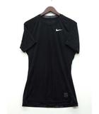 ナイキ NIKE トレーニング シャツ トップ クール コンプレッション 半袖 ブラック 黒 L