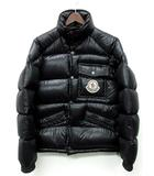 モンクレール MONCLER K2 ダウン ジャケット ジップアップ 41303 ブラック 黒 1 国内正規