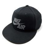 ナイキ NIKE AIR PIVOT TRUE ピボットトゥルー キャップ スナップバック 帽子 メッシュ 黒 ブラック 729497-010