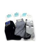 まとめ売り 靴下 ソックス 7点セット ダンヒル イヴサンローラン ダンロップ ブリジストン ホワイト ネイビー グレー 25~27cm