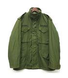 アルファ ALPHA 1975 70s M-65 フィールドジャケット USARMY カーキグリーン 緑 M
