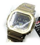 フルメタル 電波 ソーラー 腕時計 Bluetooth対応 GMW-B5000GD-9JF ゴールド