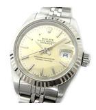 ロレックス ROLEX デイトジャスト 自動巻き 腕時計 ウォッチ 69174 E番 シルバー