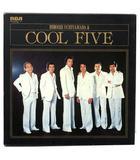 RVC 内山田洋 クールファイブ HIROSHI UCHIYAMADA & COOL FIVE デビュー10周年記念 10年の軌跡 LP レコード 5枚組
