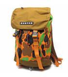 バートン BURTON ティンダー リュックサック バックパック YOUTH TINDER PACK 15L オレンジ ブラウン 美品