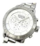 レガシー スポーツ CA.04.3.14.0662 クォーツ 腕時計 SS シルバー