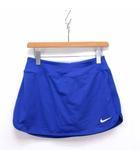 ナイキ NIKE テニス ウエア スコート スカート パンツ ロゴ プリント 紫系 S ※RH190509