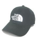 ザノースフェイス THE NORTH FACE キャップ TNFロゴキャップ TNF LOGO Cap 黒 NN01450 帽子 ブラック ※RT190526