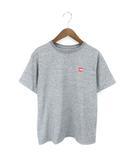 ザノースフェイス THE NORTH FACE Tシャツ 半袖 S/S SMALL BOX LOGO TEE グレー L 190414