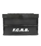 エフシーレアルブリストル F.C.Real Bristol FCRB コンテナ フォールディングボックス FOLDABLE CONTAINER 黒 ブラック 190508